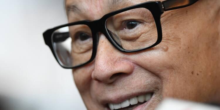 """Li Ka-shing, le """"Superman"""" de Hong Kong prend officiellement sa retraite"""