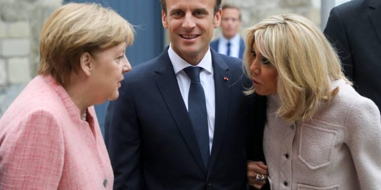 """Emmanuel Macron appelle à la """"désescalade"""" entre Israël et l'Iran"""