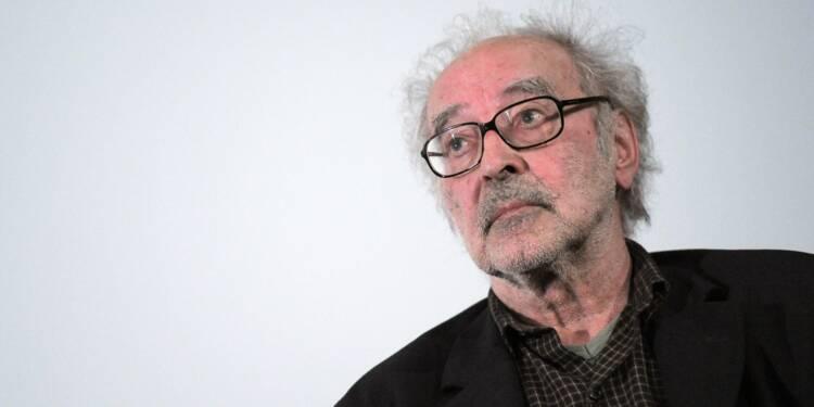 Jean-Luc Godard, star du Festival de Cannes 50 ans après mai 68