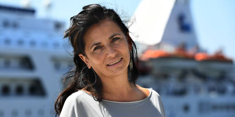 A Marseille, Christine Cabau Woehrel à la barre du plus grand port de France