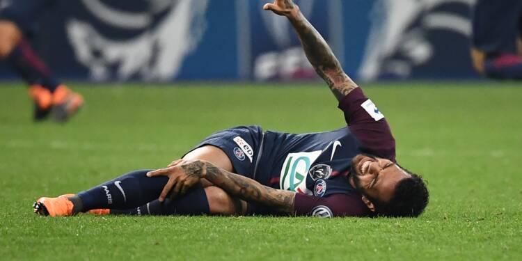Mondial-2018: Dani Alves privé de Coupe du monde par la Coupe de France