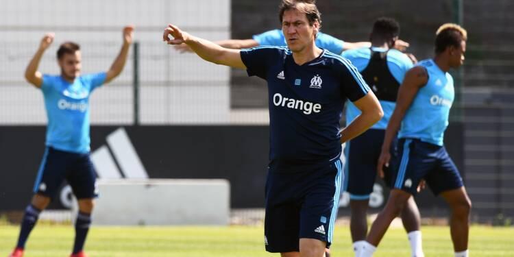 """Ligue 1: petite """"finale"""" pour Marseille à Guingamp avant la vraie"""