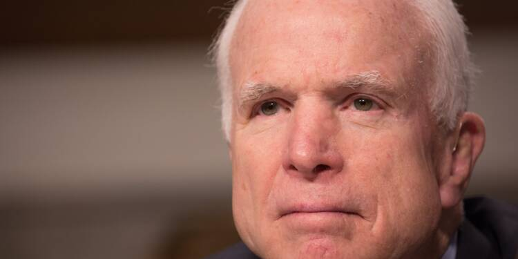 Le Congrès américain se prépare aux adieux de John McCain
