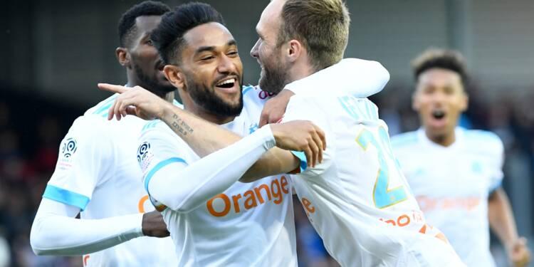 Ligue 1: Marseille ramène un point insuffisant de Guingamp avant sa finale  européenne