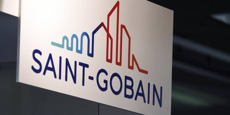 Saint-Gobain, porté par une conjoncture favorable, veut accélérer son développement