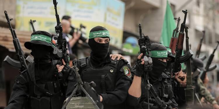 Acculés, les islamistes du Hamas rangent pour le moment les armes