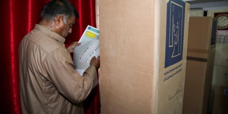 En Irak, des élections législatives cruciales pour la reconstruction