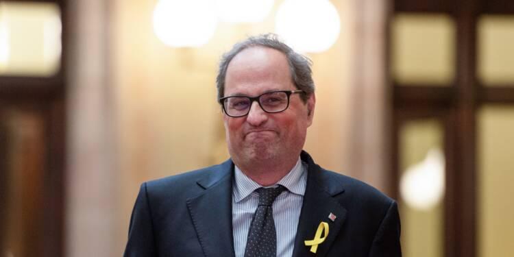 Catalogne: la candidature du successeur de Puigdemont débattue au Parlement