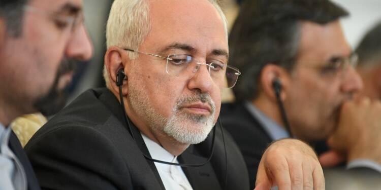 L'Iranien Zarif en tournée diplomatique pour sauver l'accord nucléaire