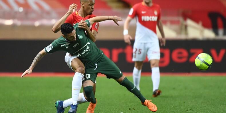 Ligue 1: Monaco arrache à la victoire et retrouve la 2e place