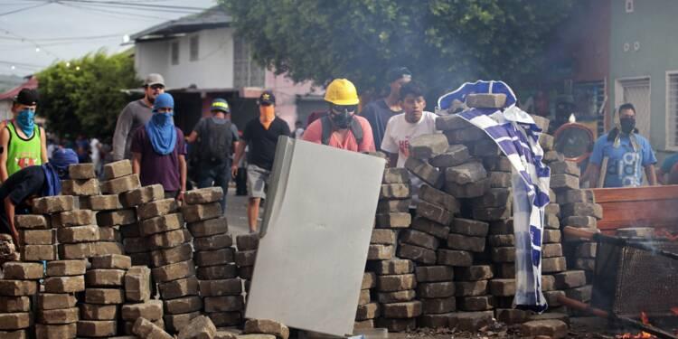 Nicaragua: les manifestations s'intensifient en attendant un dialogue