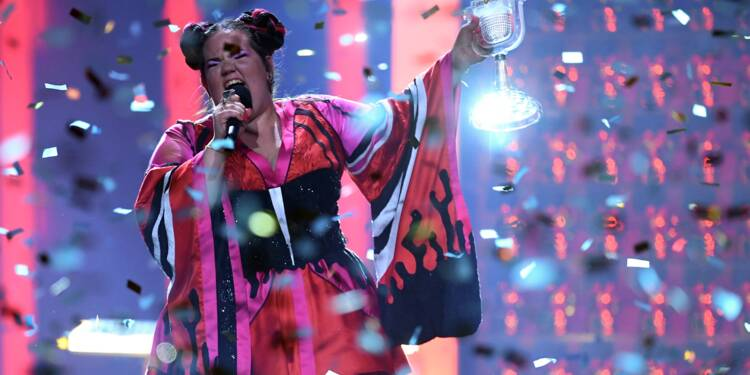 Eurovision: Israël l'emporte en surfant la vague #MeToo