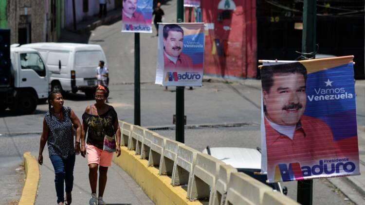 Au Venezuela, quatre scénarios pour une élection cruciale