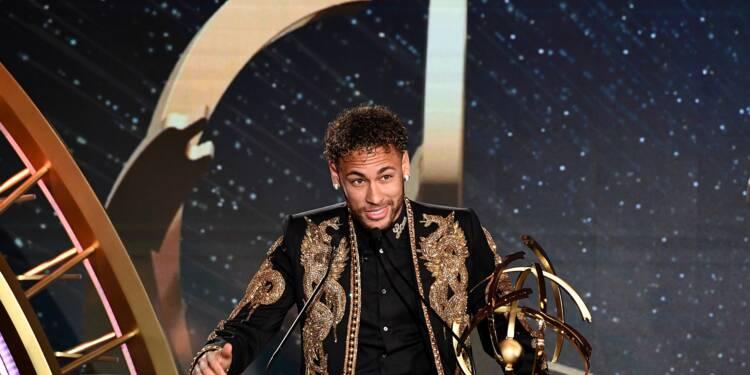 Trophées UNFP: Neymar sacré meilleur joueur de L1, mais évasif sur son avenir