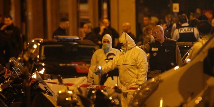Attaque au couteau à Paris : l'assaillant fiché S, un mort et quatre blessés