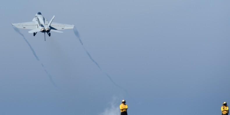 L'aéronavale française reprend son envol sur un porte-avions américain