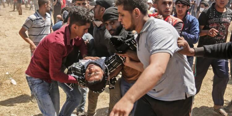 Ambassade américaine à Jérusalem: 52 Palestiniens tués à Gaza