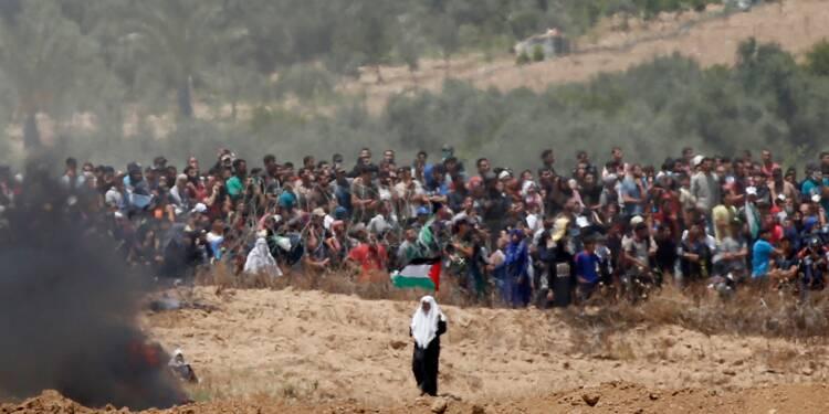 Ambassade américaine à Jérusalem: 41 Palestiniens tués à Gaza par des tirs israéliens