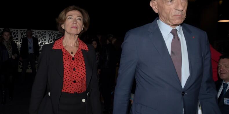 Anne-Marie Couderc, à la tête d'Air France-KLM en attendant une solution pérenne