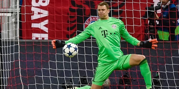 Allemagne: Neuer retenu dans une pré-liste de 27 joueurs pour le Mondial