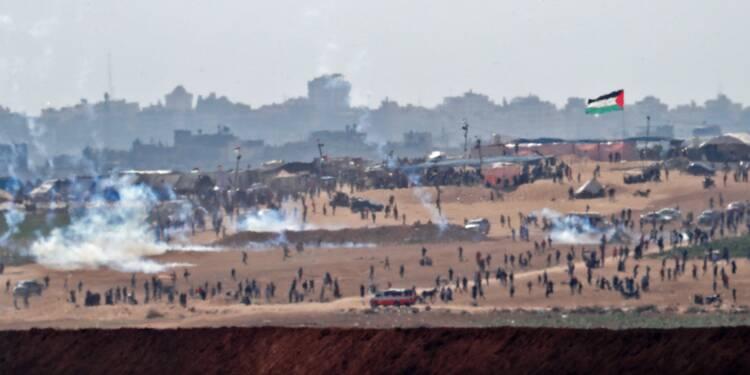 """Gaza: RSF appelle la CPI à enquêter sur des """"crimes de guerre"""" contre des journalistes"""