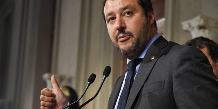 Italie: l'extrême droite pose ses conditions pour gouverner avec les antisystème