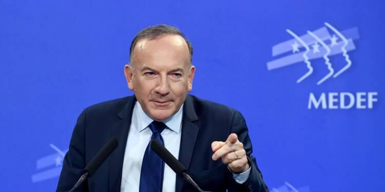 """Gattaz: l'Europe doit avoir une """"voix économique qui porte"""""""