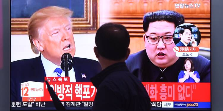 Corée du Nord : regain de tension, Pyongyang pourrait annuler le sommet avec Washington !