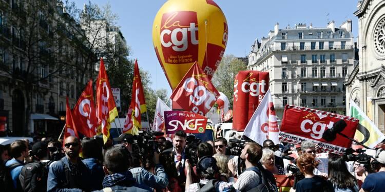 SNCF: la CGT envisage une grève le 19 juillet et d'autres en août