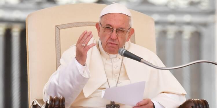 Le pape dénonce la finance mondiale, jugée amorale