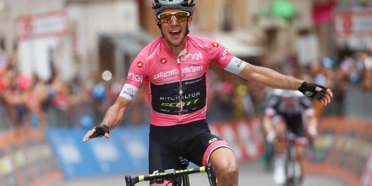 Tour d'Italie: Yates domine, Dumoulin pointe