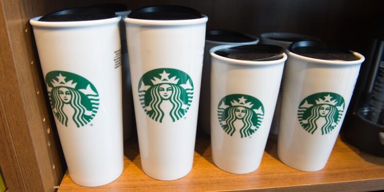 Starbucks veut tripler son chiffre d'affaires en Chine d'ici 2022