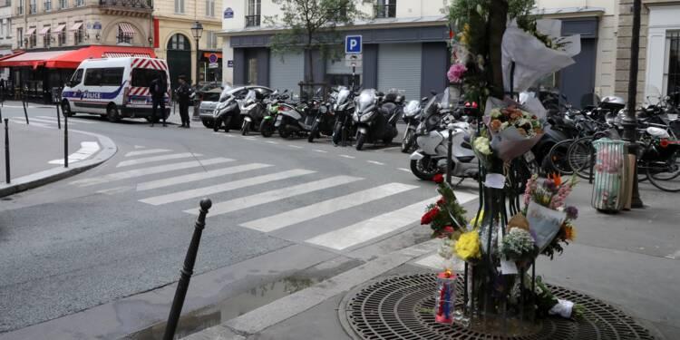 Attentat au couteau à Paris: remise en liberté de deux femmes proches de l'assaillant