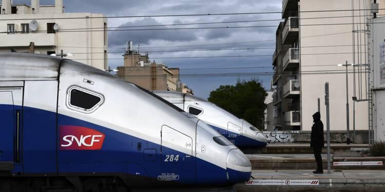SNCF: près de 16% de grévistes vendredi matin, selon la direction