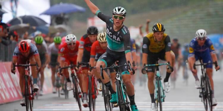Tour d'Italie: un temps d'Irlandais pour Bennett