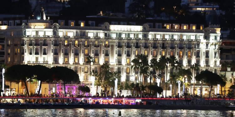Cannes: les salariés du Carlton accusent la direction de soustraire les bénéfices