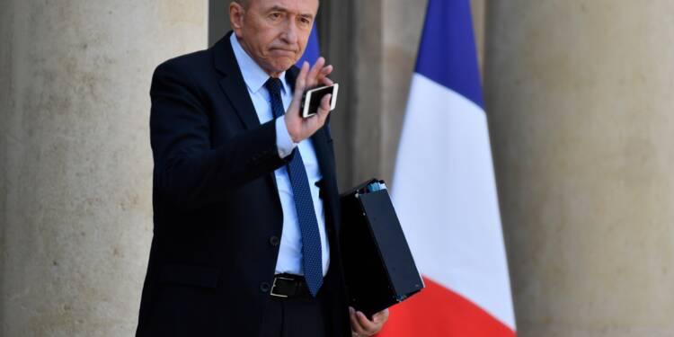 Nouvel attentat déjoué en France, deux frères d'origine égyptienne arrêtés, annonce G. Collomb