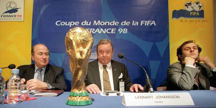 """Platini et la """"magouille"""" du tirage du Mondial-1998..."""
