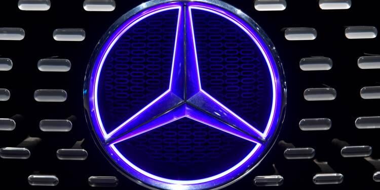 Daimler s'enfonce à son tour dans le dieselgate, 774.000 véhicules rappelés