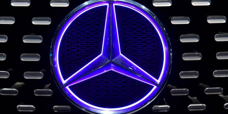 Moteurs diesel: Berlin demande des explications à Daimler