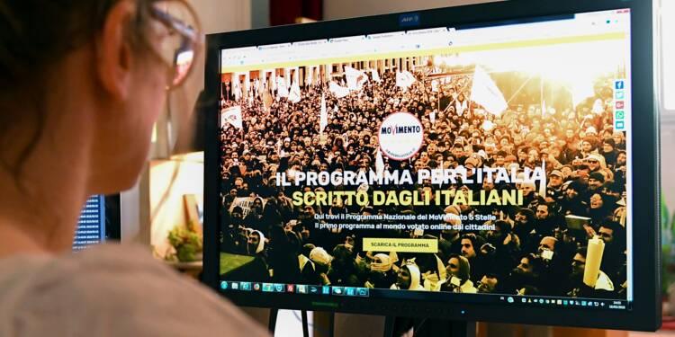 Italie: les populistes ont un programme, il leur manque un chef de gouvernement