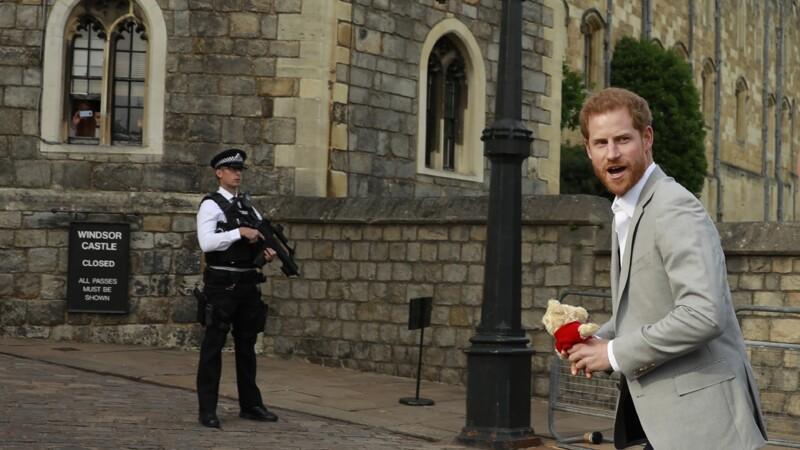 Le prince Harry, trublion assagi de la famille royale
