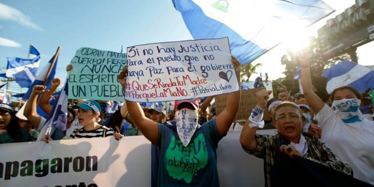 Nicaragua: deux jours de trêve entre gouvernement et opposition