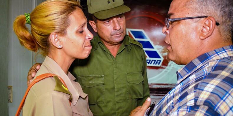 Après le crash à Cuba, l'heure du deuil et des interrogations