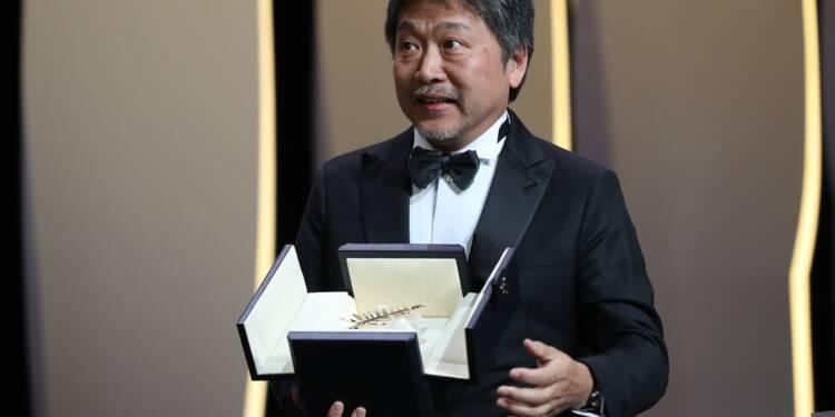 Palme d'or à Kore-Edan, palme de la colère à Asia Argento, accusatrice de Weinstein