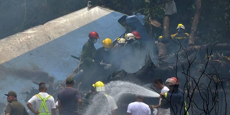 Cuba: probablement plus de 100 morts dans le crash d'un Boeing à La Havane