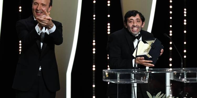 """L'acteur italien Marcello Fonte prix d'interprétation masculine à Cannes pour """"Dogman"""""""
