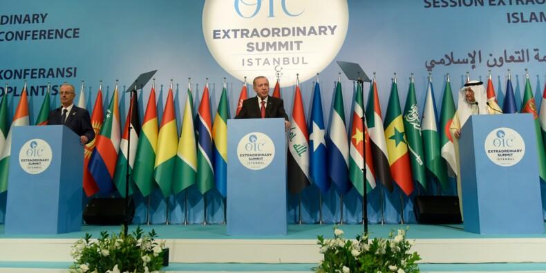 """Les pays musulmans demandent une """"force de protection internationale"""" pour les Palestiniens"""