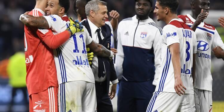 Lyon: objectif C1 atteint malgré les critiques