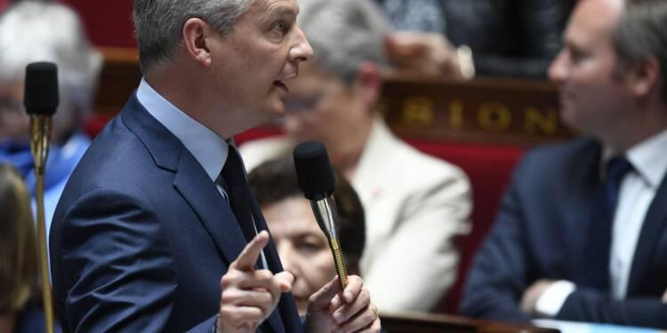 Le Maire Veut Maintenir La Taxe D Habitation Pour Les